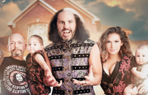 House Hardy could be featured on AEW Television