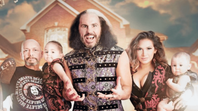 Matt Hardy-House Hardy