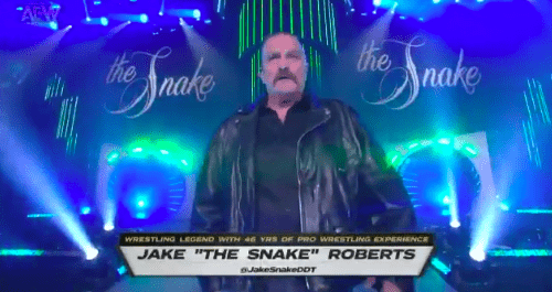 Podcast: AEW Dynamite Wastes Jake The Snake's Reveal