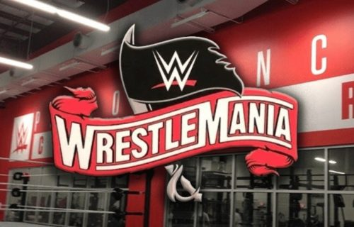 Rumored reason why NXT star replaced current champion in WrestleMania match