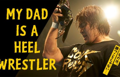 Hiroshi Tanahashi's movie 'My Dad is a Heel Wrestler' coming to NJPW World