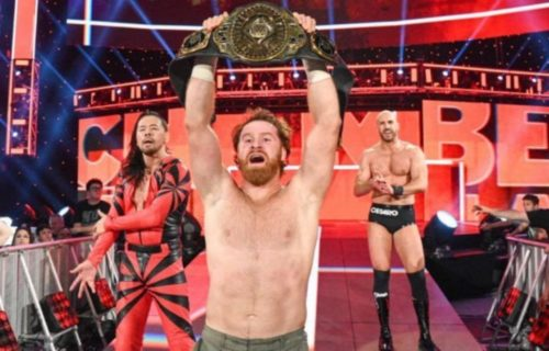 Sami Zayn apparently difficult to work with backstage