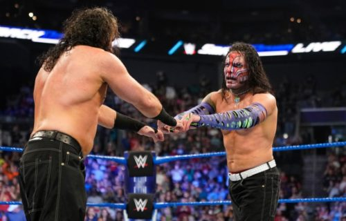 Matt Hardy expresses 'concern' over Jeff Hardy's current storyline with Sheamus