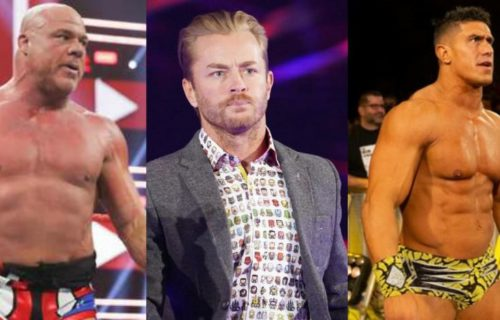 Kurt Angle, Rusev and a host of others released by WWE (Updating)