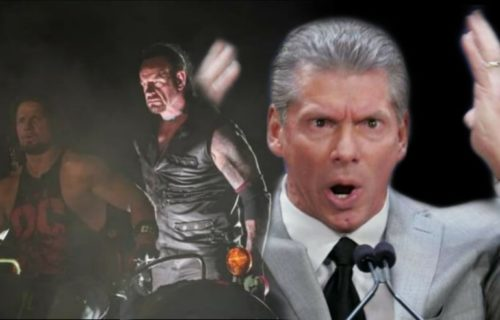 Vince McMahon booked the Boneyard Match for WrestleMania without knowing what it was
