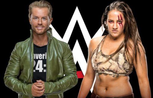 Update on if WWE has decided to rehire Drake Maverick and Sarah Logan