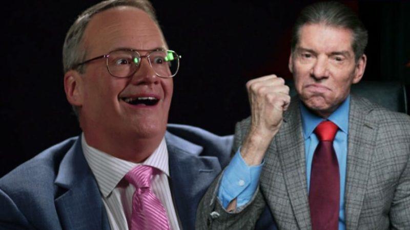 Vince McMahon - Jim Cornette
