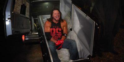 AJ Styles WWE Boneyard Match