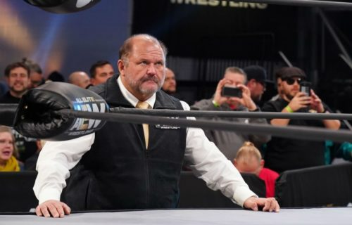Arn Anderson claims something huge will happen in AEW soon