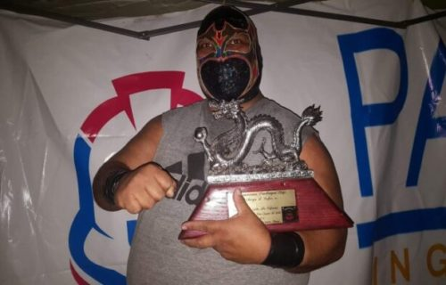 First COVID-19 death in pro wrestling