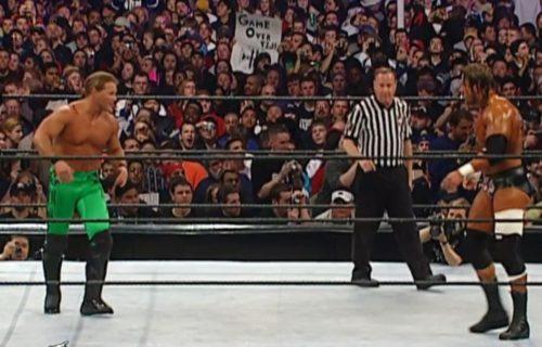 Chris Jericho talks personal heat with Triple H