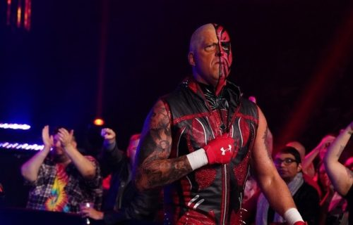 Dustin Rhodes talks about not half-assing his performance for AEW fans