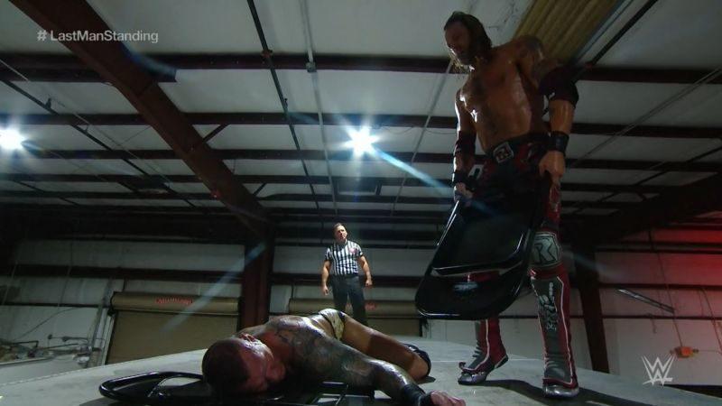Edge and Orton
