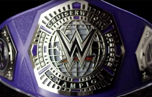 All participants for Cruiserweight Title tournament named