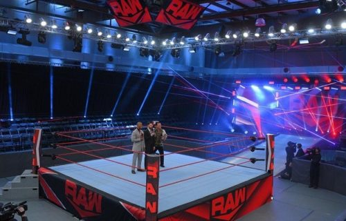 WWE Monday Night RAW Results (4/13/2020 Edition)