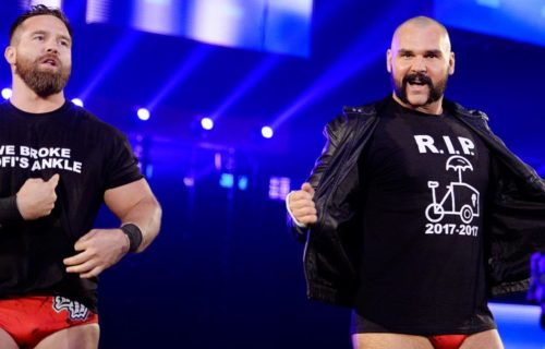 The Revolt reveal why they decided to leave WWE