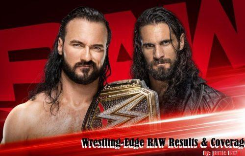 WWE Monday Night RAW Results (4/27/2020)