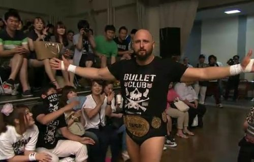 Karl Anderson teases a return to NJPW