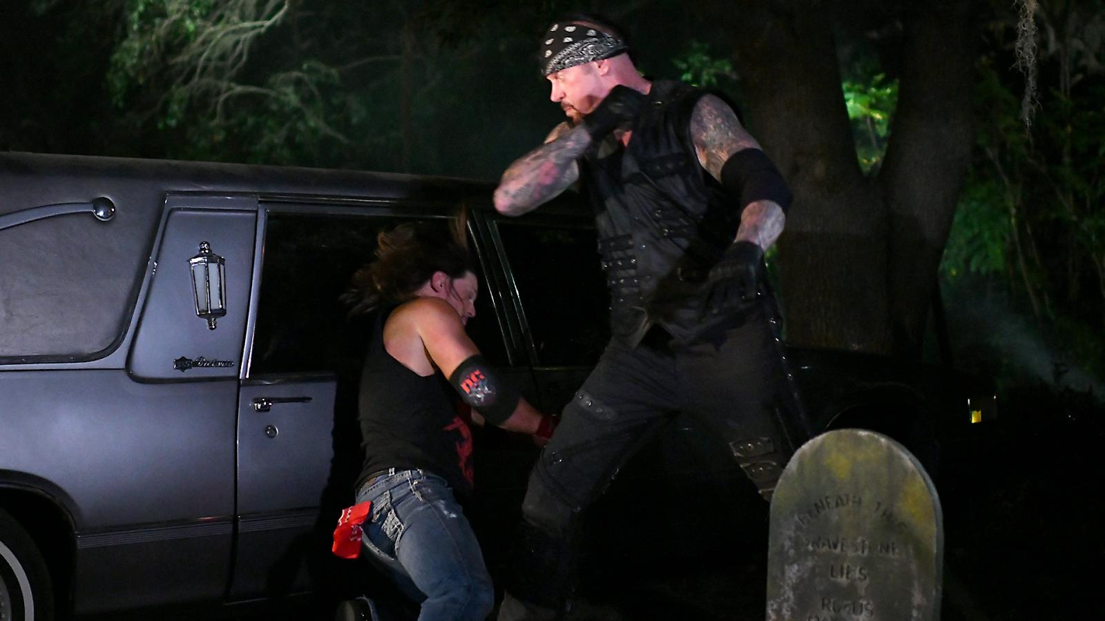The Undertaker says he does not want to do another cinematic match in WWE