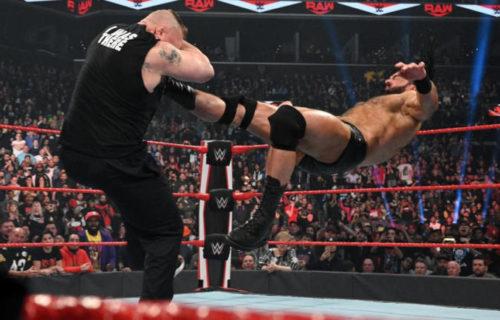 Drew McIntyre talks about Brock Lesnar believing in him