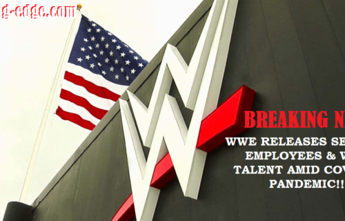 WWE talent take to Twitter expressing reaction over latest releases