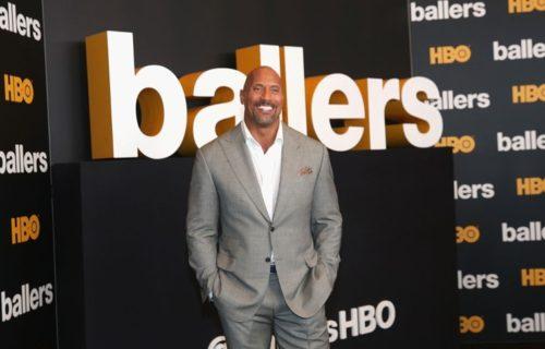 Dwayne Johnson working on new HBO series focused on backyard wrestling