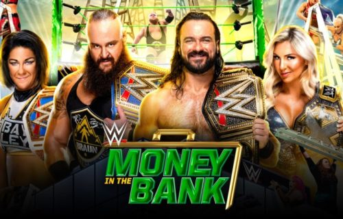 Big Title match reportedly not taking place at Money in the Bank