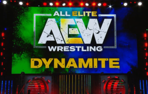 AEW Dynamite had over 1 million viewers during a segment this week