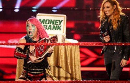 Original winner for Women's Money In The Bank revealed