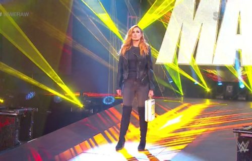 Becky Lynch announces pregnancy, reveals status of RAW Women's Championship