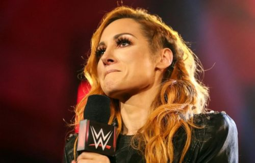 Becky Lynch WrestleMania Surprise Rumor Leaks