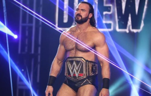 WWE 'Refused' To Tell Drew McIntyre He Was Losing