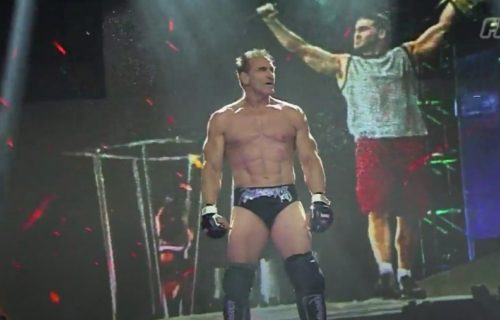 IMPACT removes Ken Shamrock from tournament, announces replacement