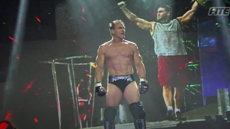 Ken Shamrock IMPACT Wrestling
