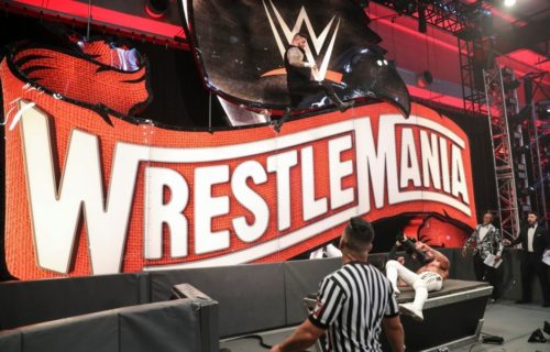 Kevin Owens out with ankle injury