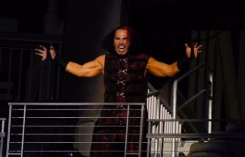 Matt Hardy on how he feels about recent cinematic matches on WWE programming