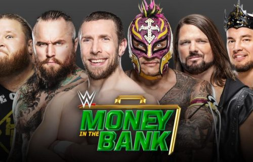 Money In The Bank betting odds reveal possible winners for ladder matches