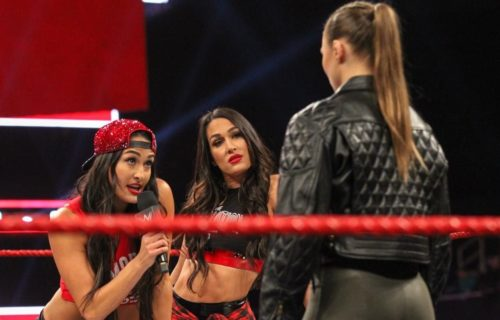 Nikki Bella: Ronda Rousey's WWE debut was 'a slap in the face' of women competitors