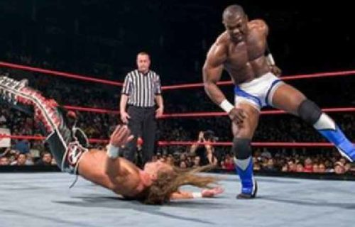 Bruce Prichard claims Shelton Benjamin failed to fulfill his potential