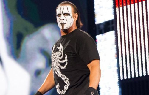 Backstage update on Sting's status with WWE