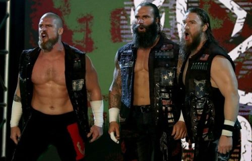 Backstage news on why The Forgotten Sons were called up to main roster