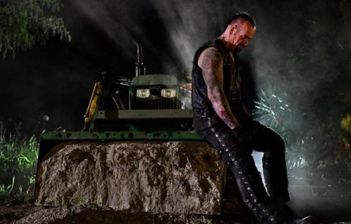 The Undertaker explains how he wants to retire