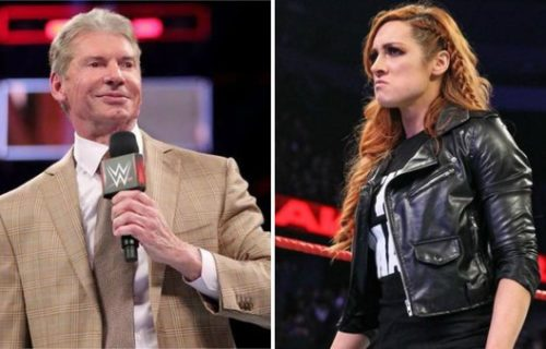 Rumor: Vince McMahon's reaction to Becky Lynch's pregnancy announcement