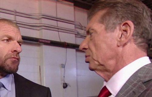 Mike Kanellis talks difference between working with Triple H & Vince McMahon