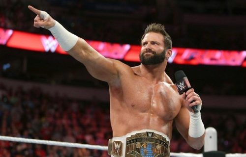 Zack Ryder recalls pitching idea to WWE creative that was denied