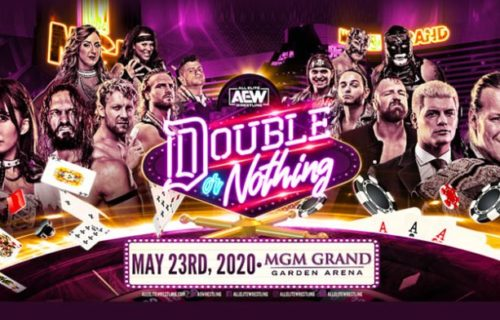 AEW Double or Nothing 2020 Results