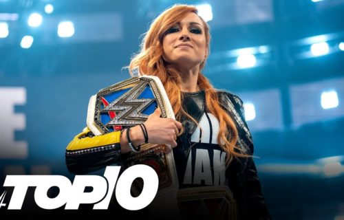 WWE Top 10: Becky Lynch's greatest moments
