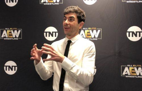 Tony Khan reacts to AEW Fyter Fest vs. WWE NXT Great American Bash ratings feedback