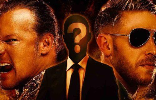 Report: Mystery moderator for Chris Jericho & Orange Cassidy debate (Spoiler)