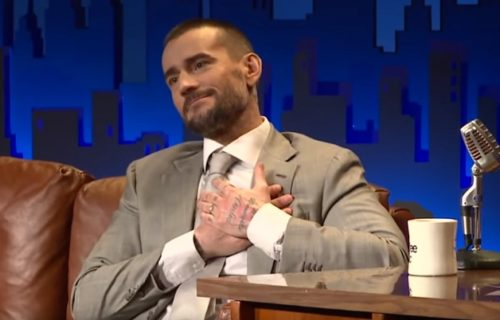 CM Punk returns to WWE Backstage next week